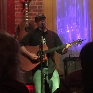 Guy Smith at Guitar Bar, Asheville North Carolina