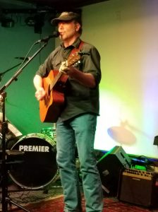 Guy Smith, performing in Asheville, NC