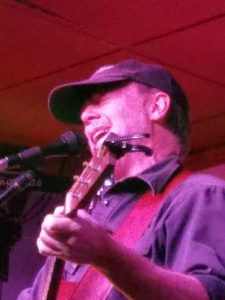 Guy Smith at the White Horse in Black Mountain, N.C.