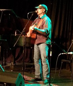 Guy Smith performing Ghosts in the Bone, Asheville, NC