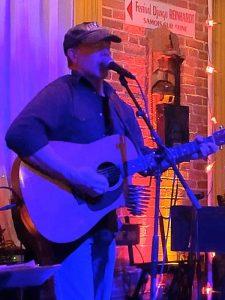 Guy Smith at Asheville Guitar Bar - 2020