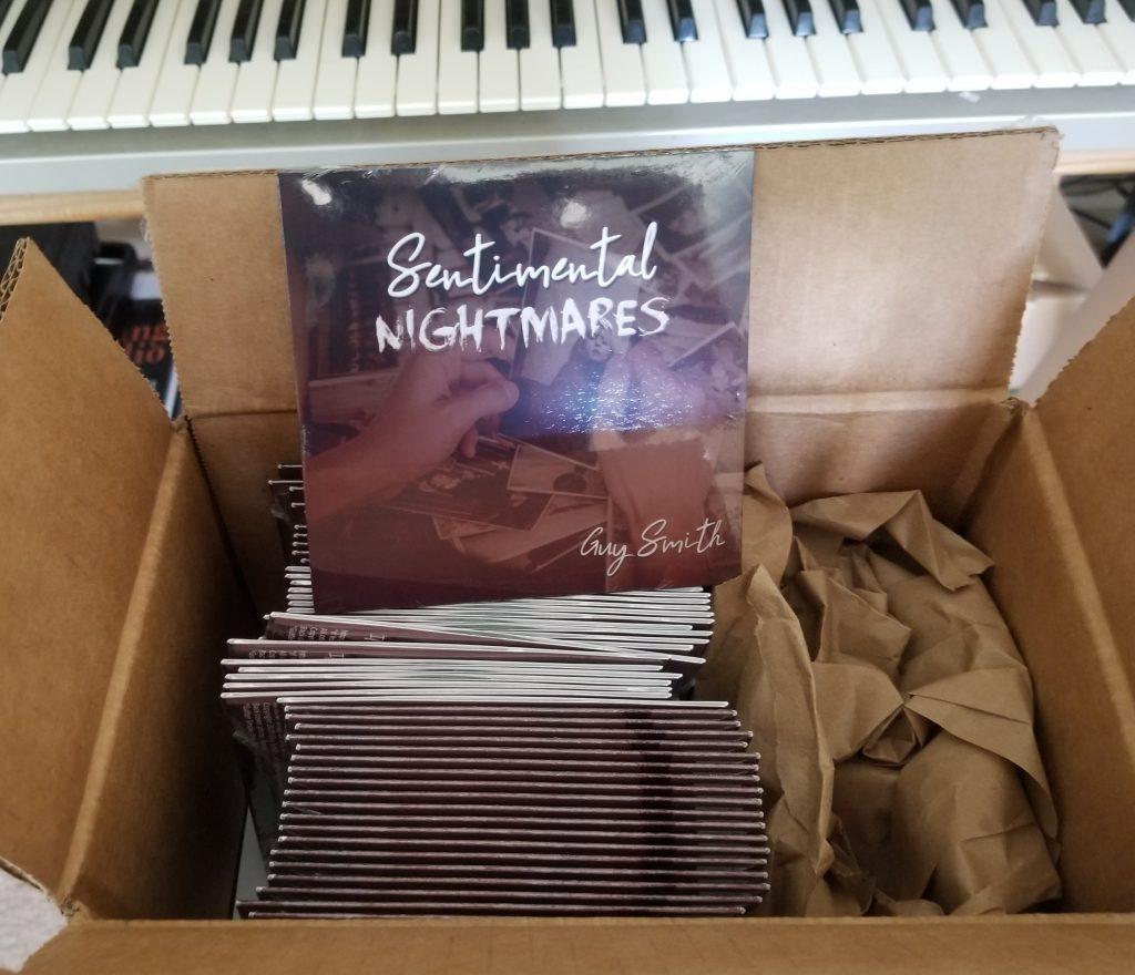 Sentimental Nightmares - 2020 Guy Smith